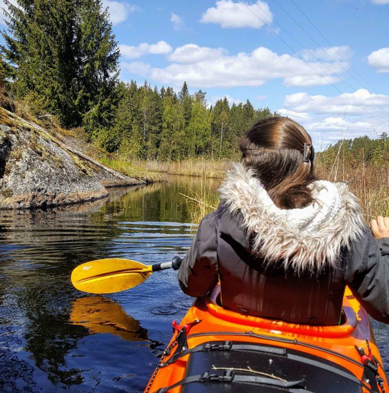 kayak rental oslo