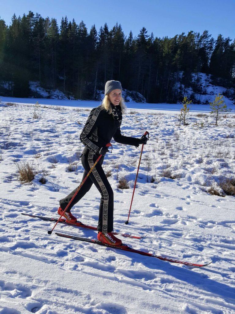 cross country skiing oslo