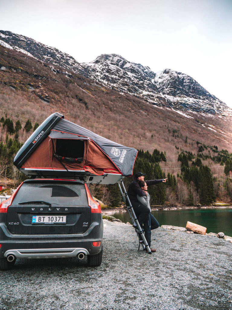 rooftop tent oslo