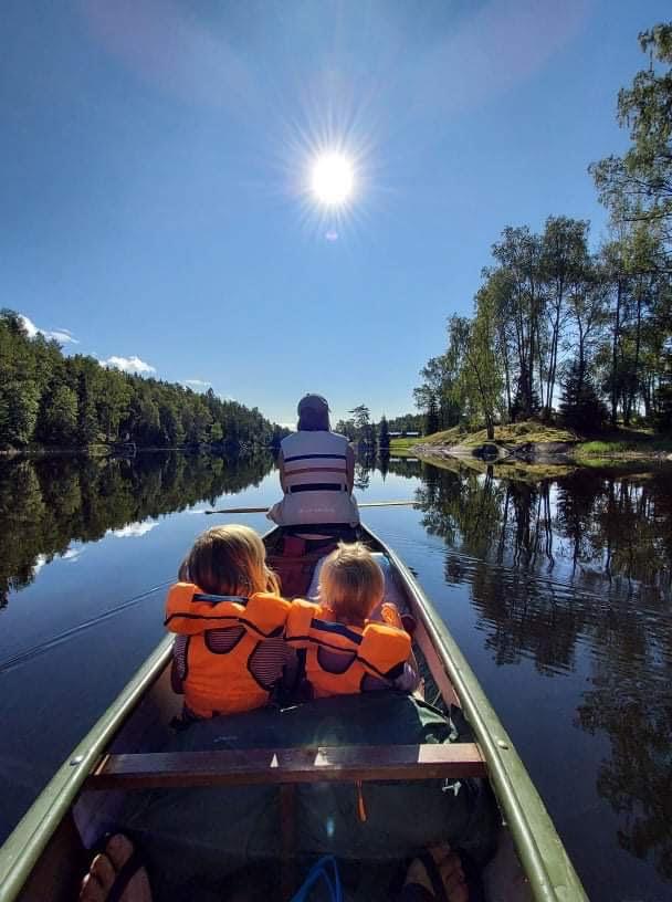 canoe rental oslo